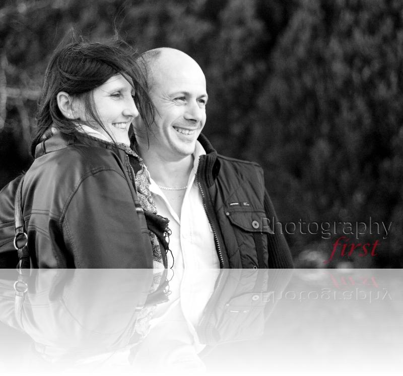 Tyron & Sarah's Pre Wedding Shoot
