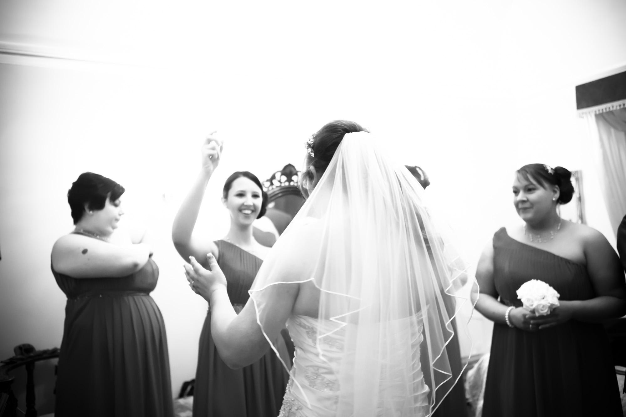 South Wales Wedding Photograher at Craig Y Nos Castle (9)