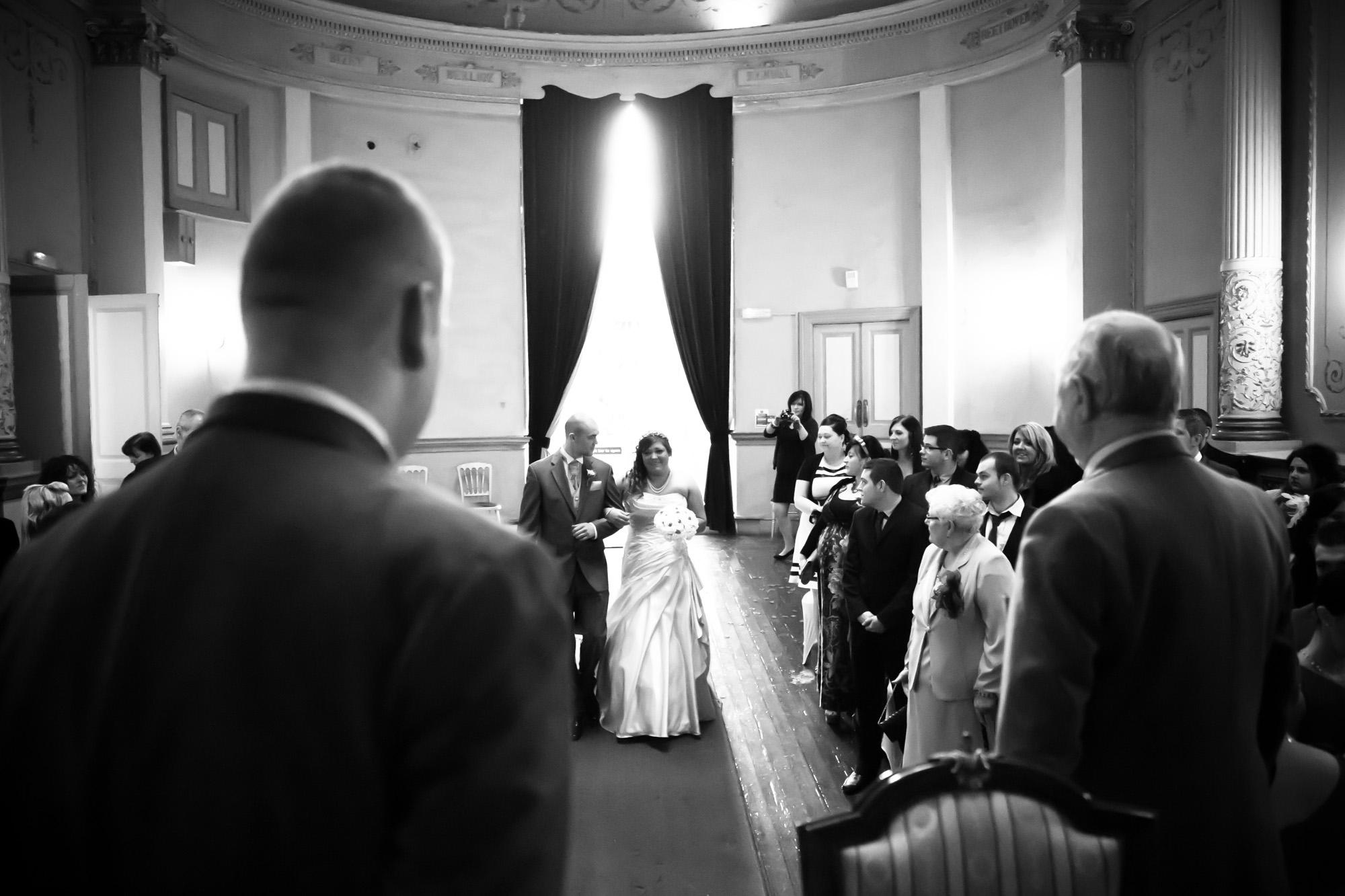 South Wales Wedding Photograher at Craig Y Nos Castle (13)