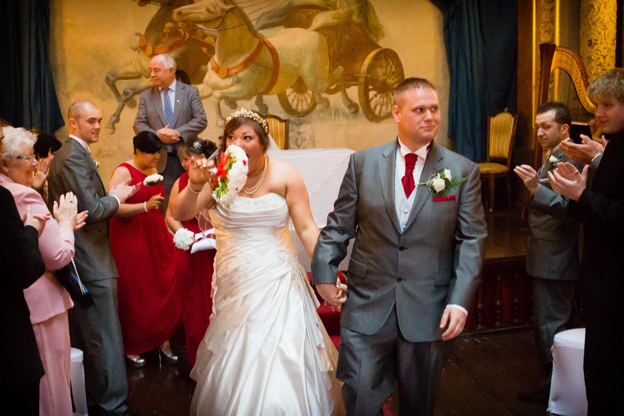 South Wales Wedding Photograher at Craig Y Nos Castle (17)