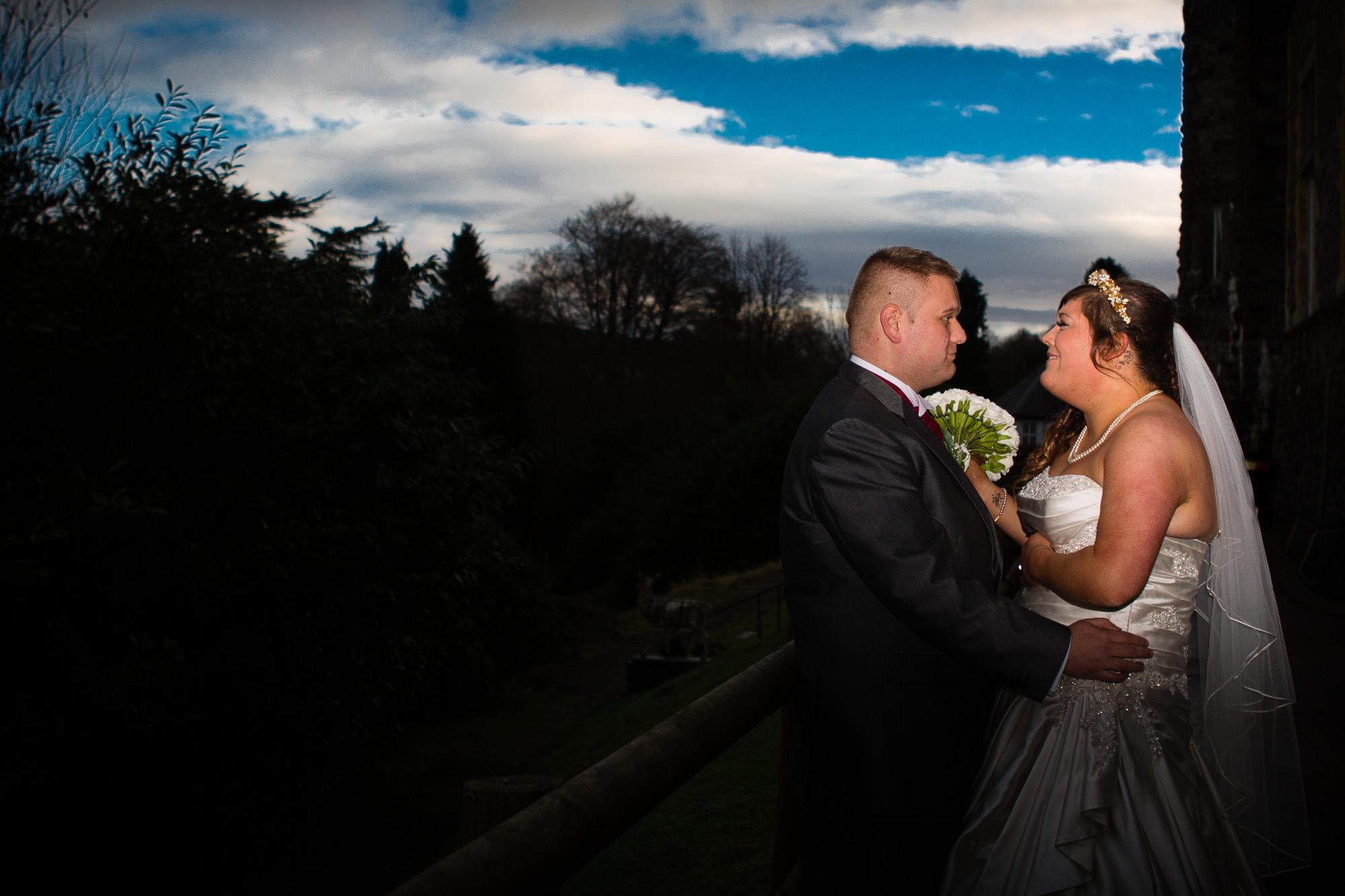 South Wales Wedding Photograher at Craig Y Nos Castle (24)