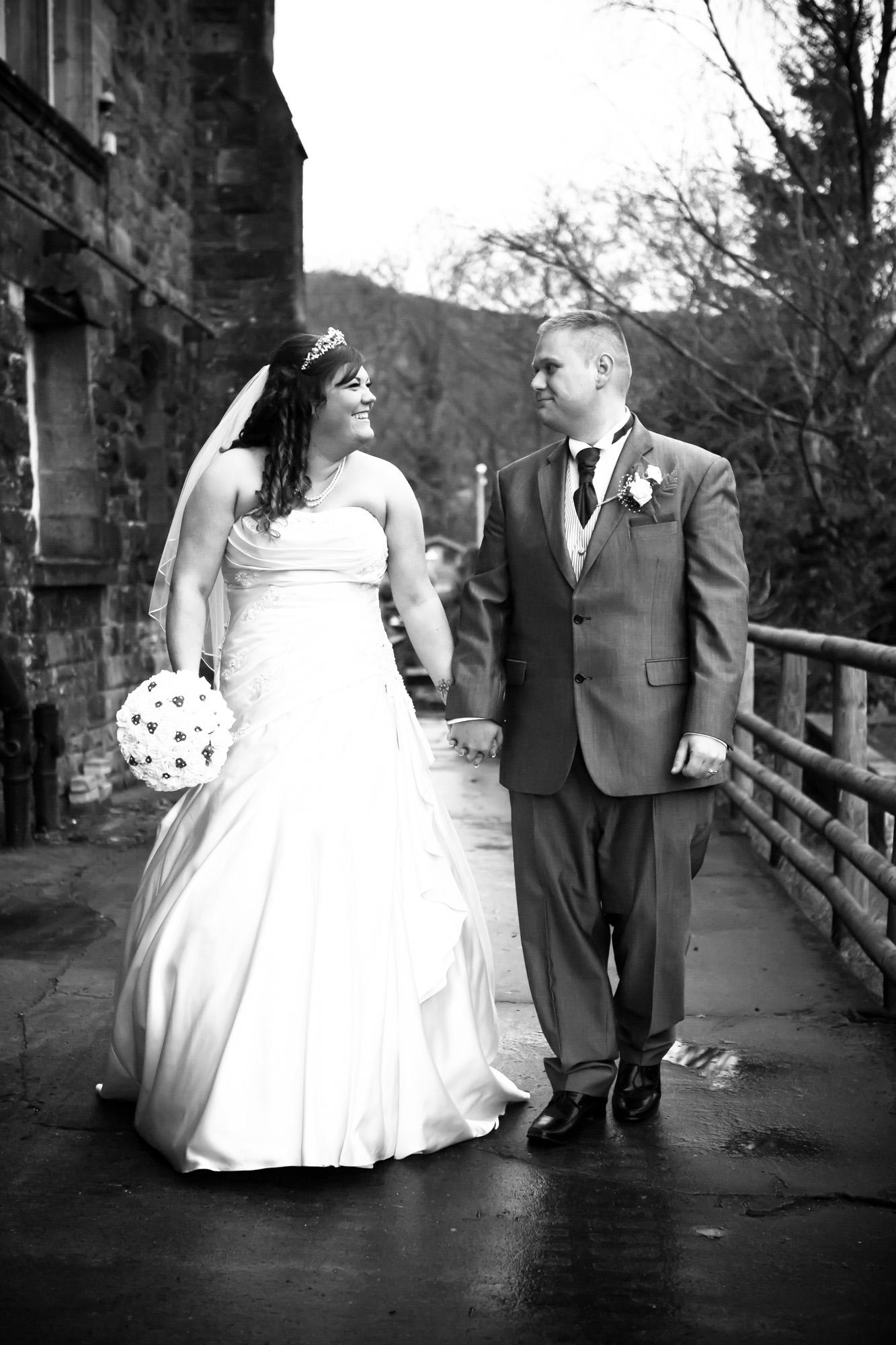 South Wales Wedding Photograher at Craig Y Nos Castle (27)