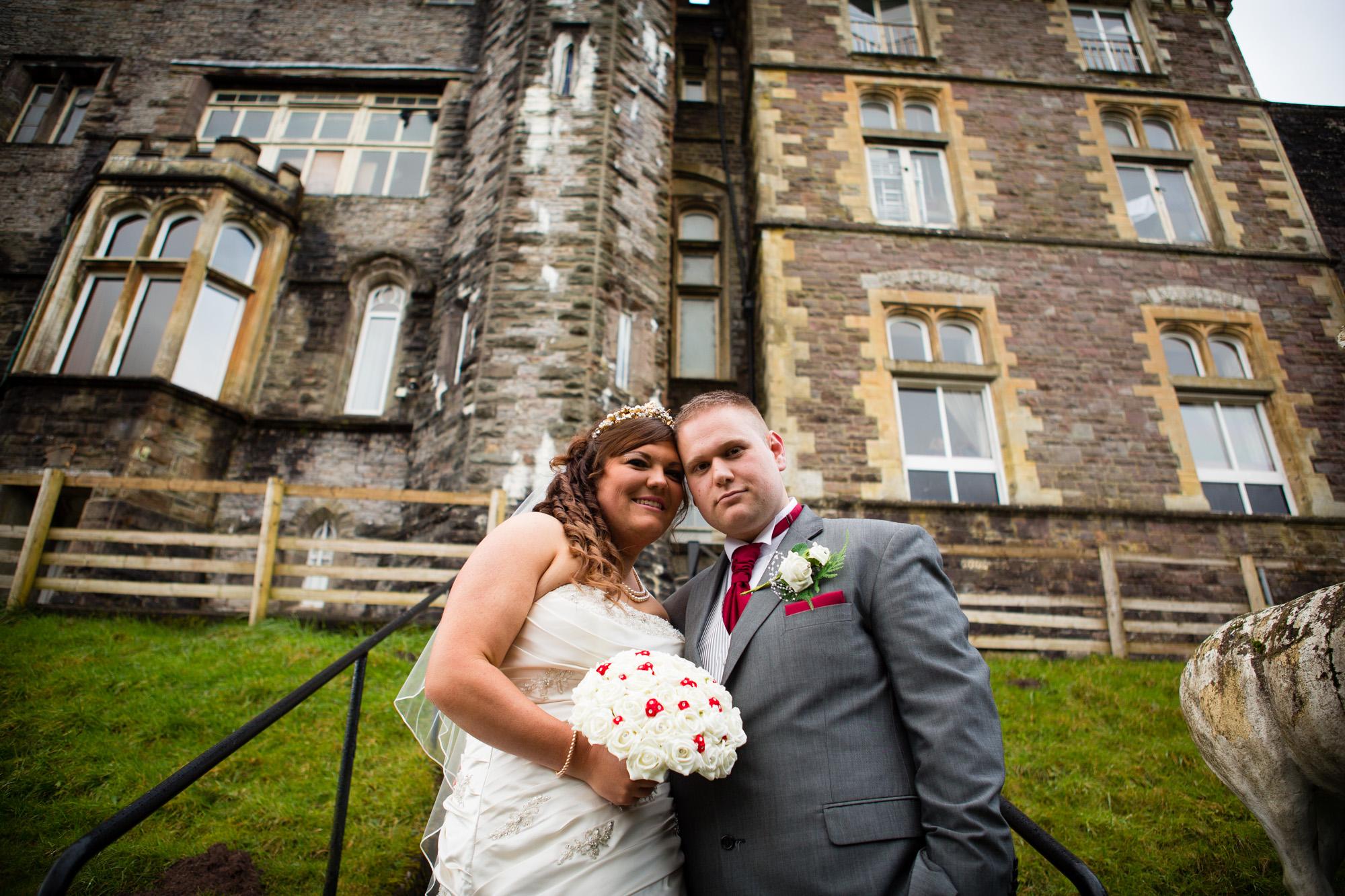 South Wales Wedding Photograher at Craig Y Nos Castle (29)