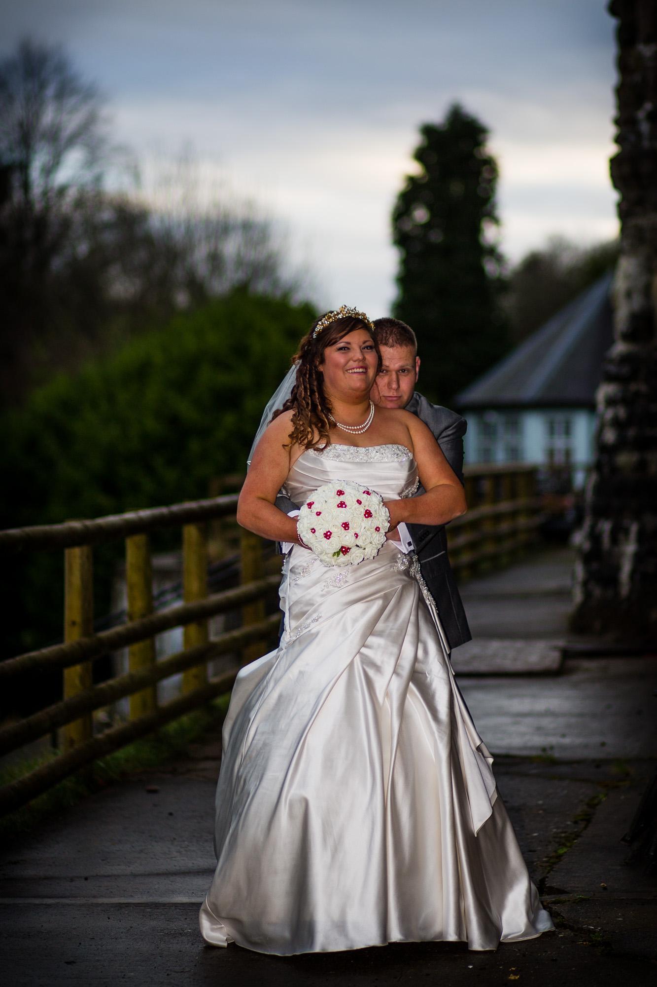 South Wales Wedding Photograher at Craig Y Nos Castle (33)