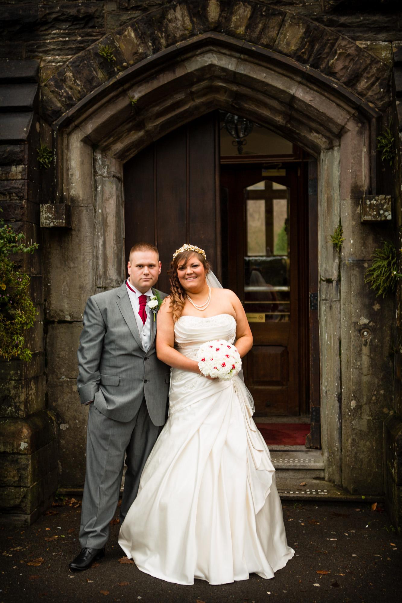 South Wales Wedding Photograher at Craig Y Nos Castle (37)