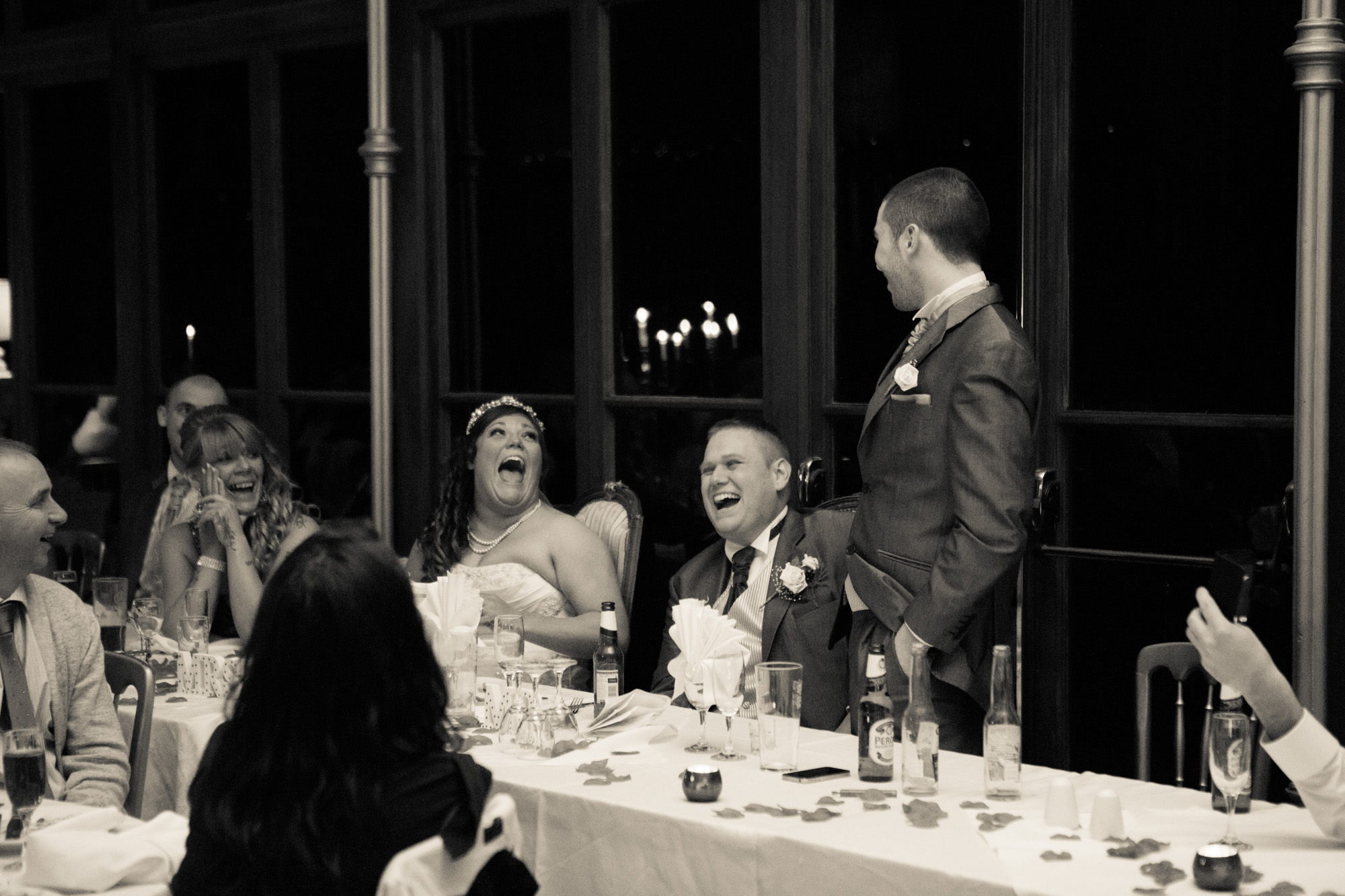 South Wales Wedding Photograher at Craig Y Nos Castle (49)