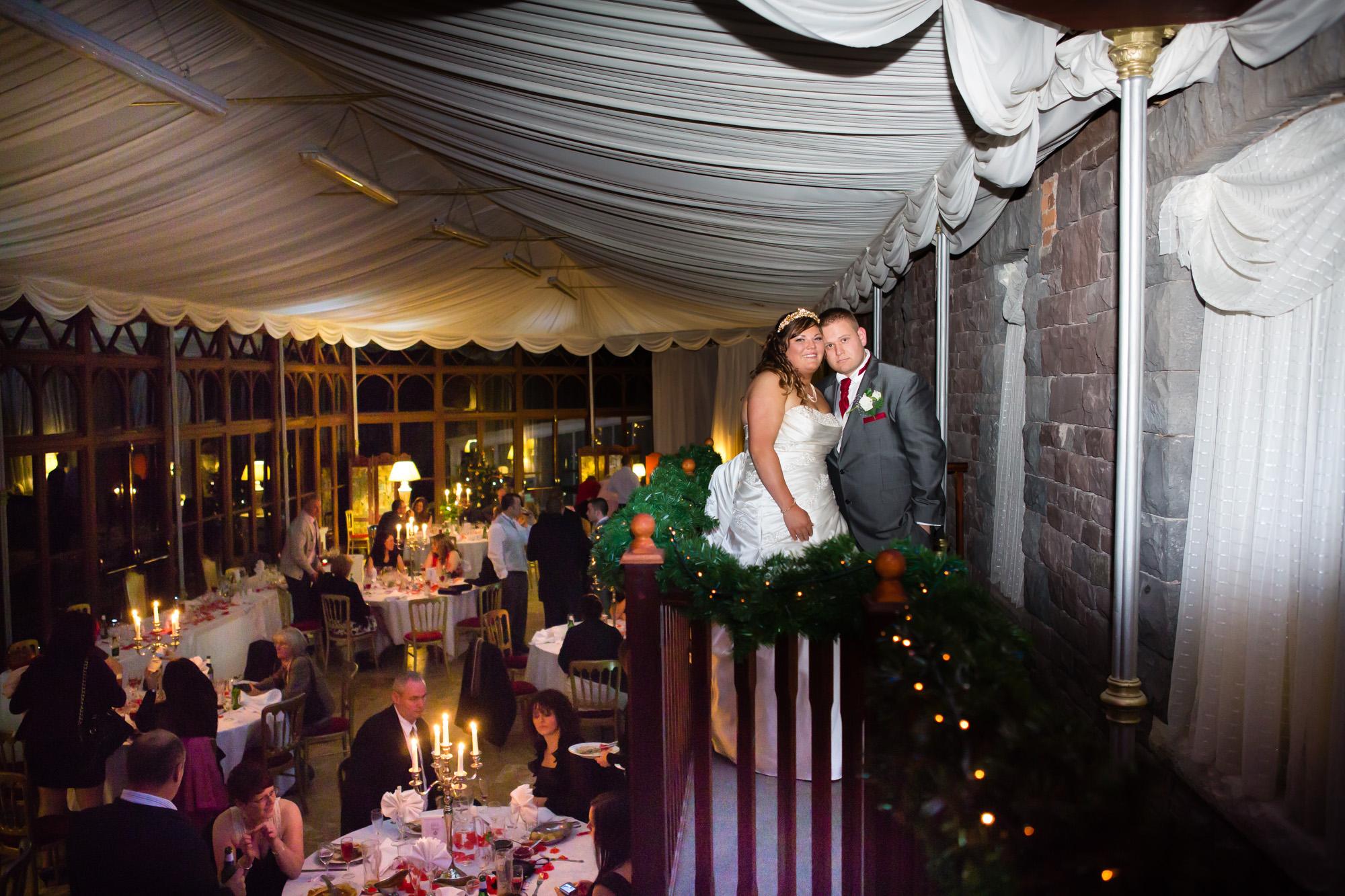 South Wales Wedding Photograher at Craig Y Nos Castle (50)