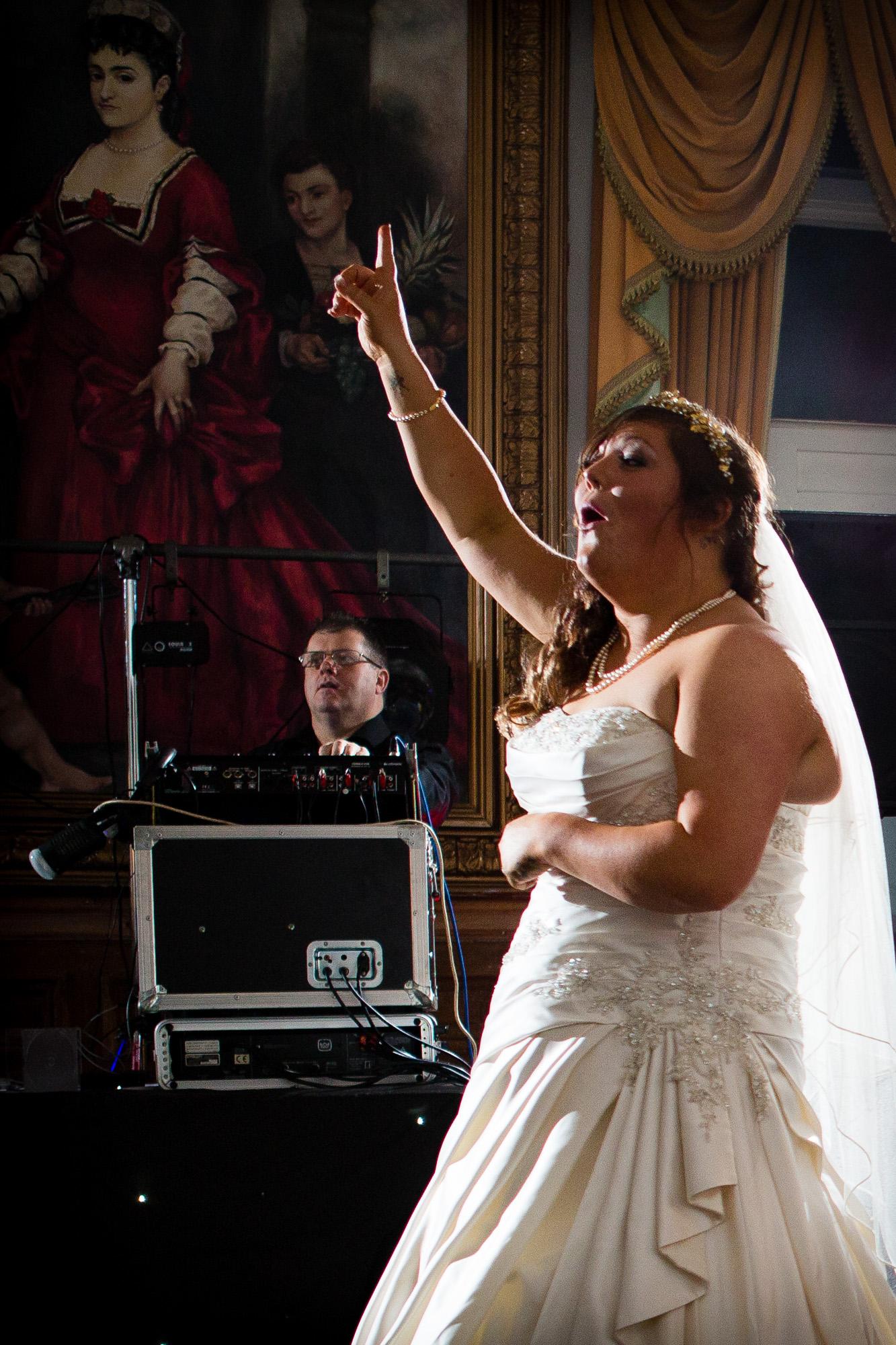 South Wales Wedding Photograher at Craig Y Nos Castle (52)