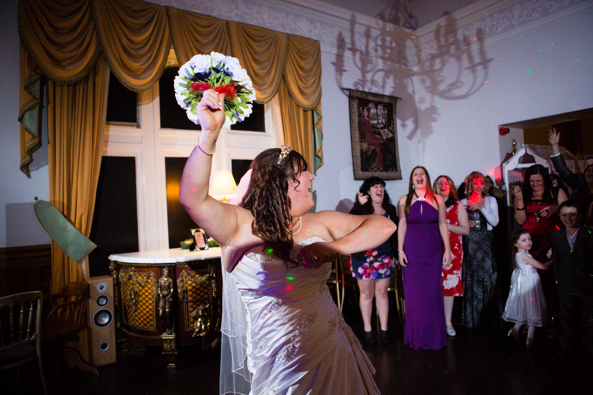 South Wales Wedding Photograher at Craig Y Nos Castle (55)