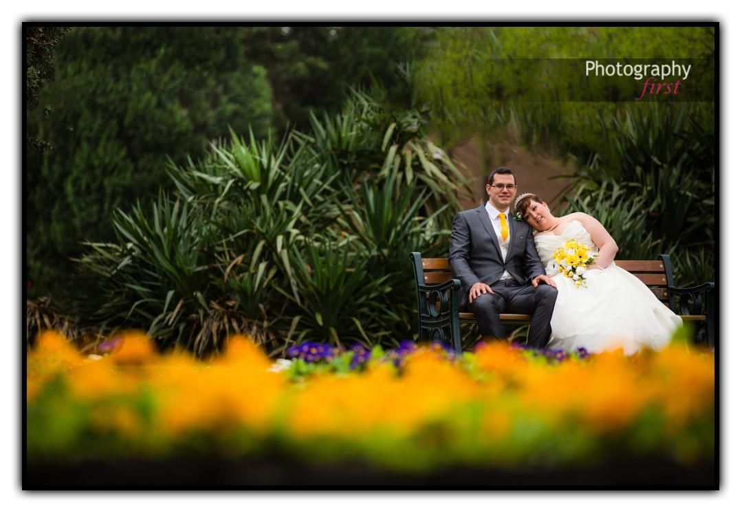 Sneak peak: Lisa and Phillip's wedding in Neath, South Wales