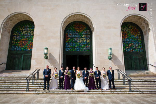 Wedding Photography in Swansea, Brangwyn Hall (14)