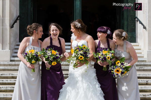 Wedding Photography in Swansea, Brangwyn Hall (13)
