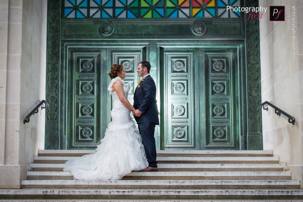 Wedding Photography in Swansea, Brangwyn Hall (7)