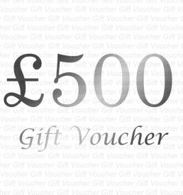 Photography Gift Voucher £500