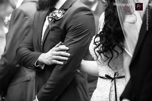 Ceremony Oxwich Bay Wedding