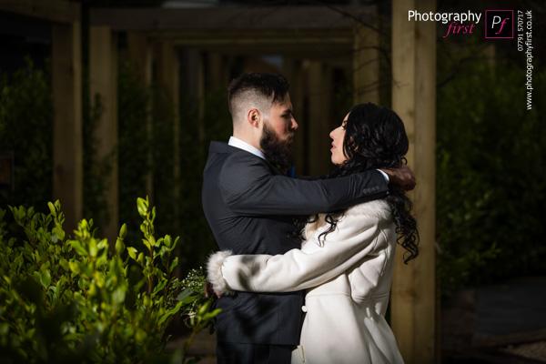 Oxwich Bay Secret Garden Wedding