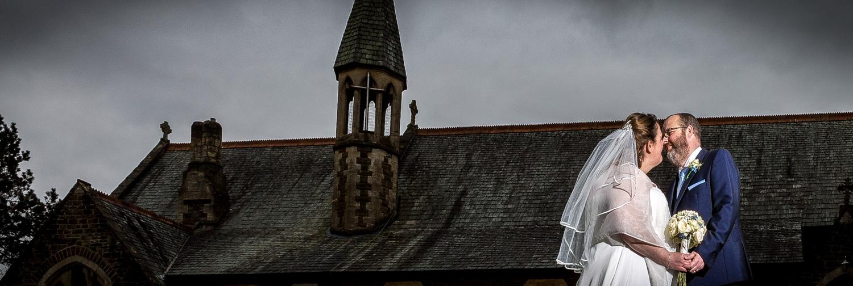 Fay and Stuart's Wedding   Dafen Church, Llanelli, Carmarthenshire