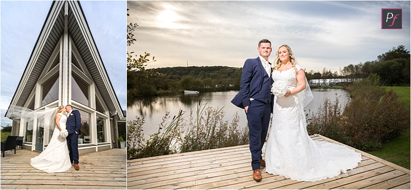 Sylen Lakes South Wales Wedding Photographer (23)