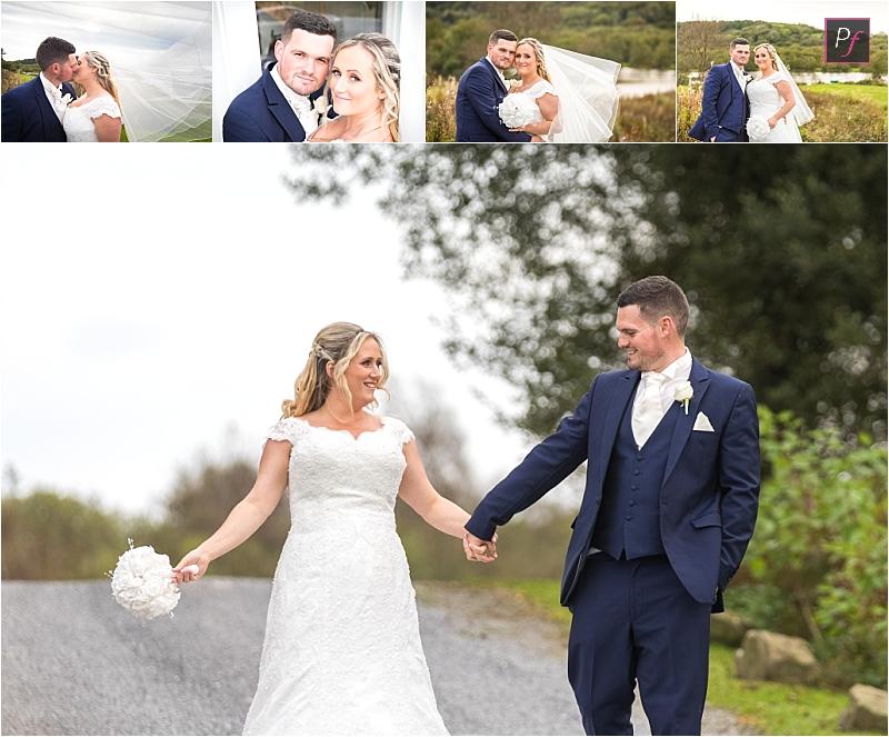 Sylen Lakes South Wales Wedding Photographer (20)
