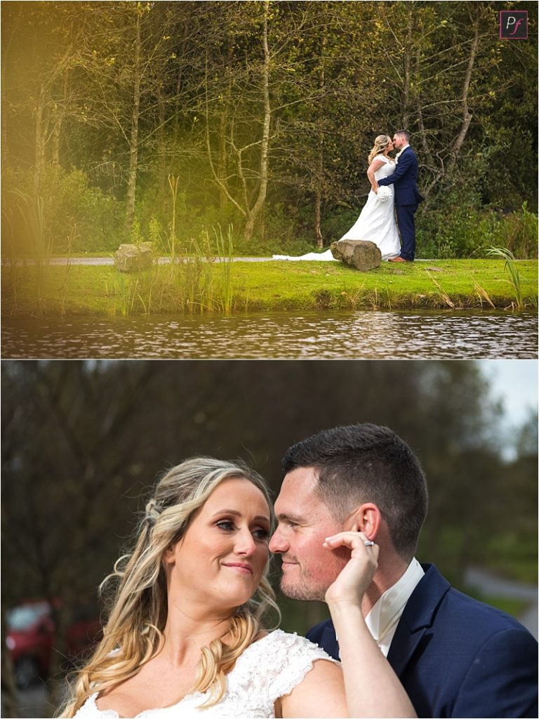 Sylen Lakes South Wales Wedding Photographer (17)