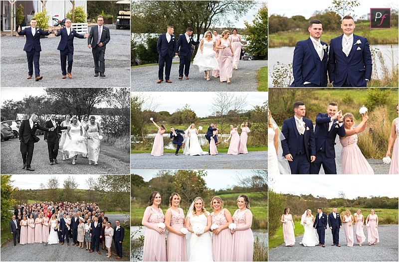 Sylen Lakes South Wales Wedding Photographer (16)