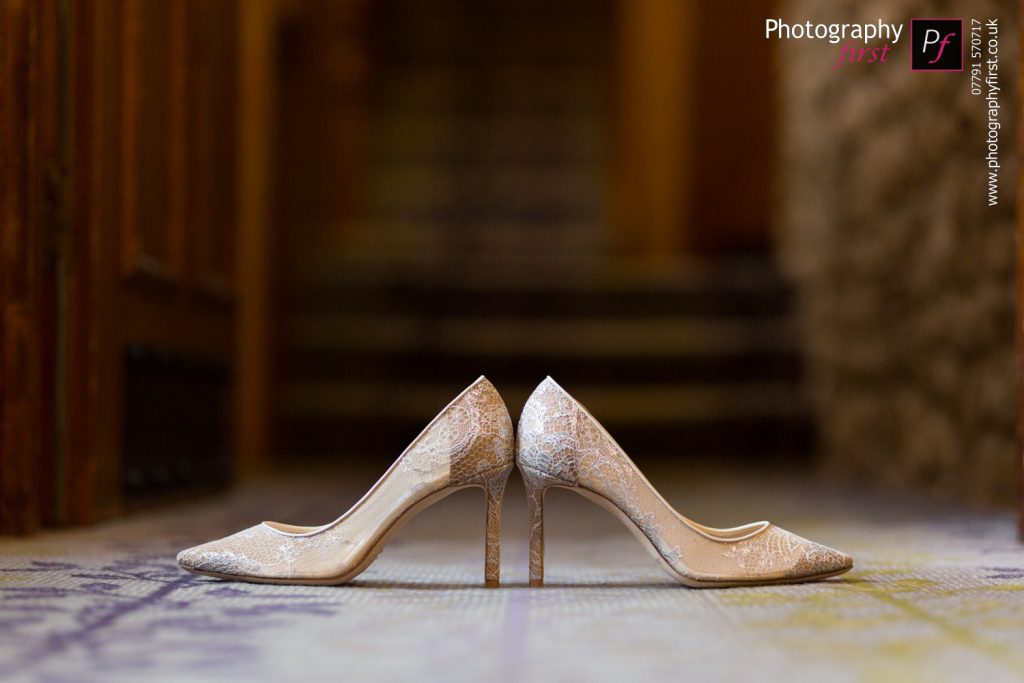 Wedding Jimmy Choo Shoes