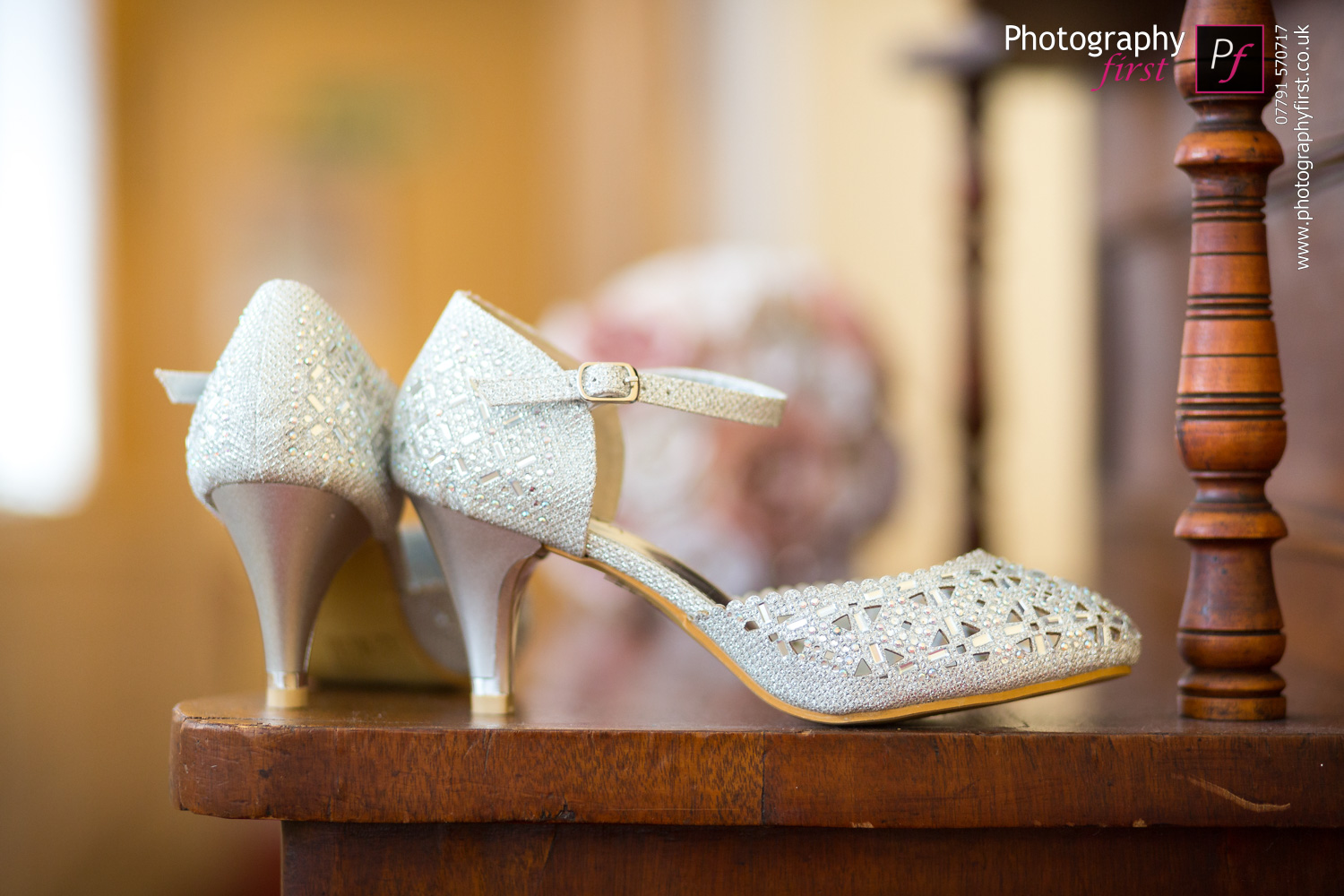 Wedding Shoes Photography: Photography First