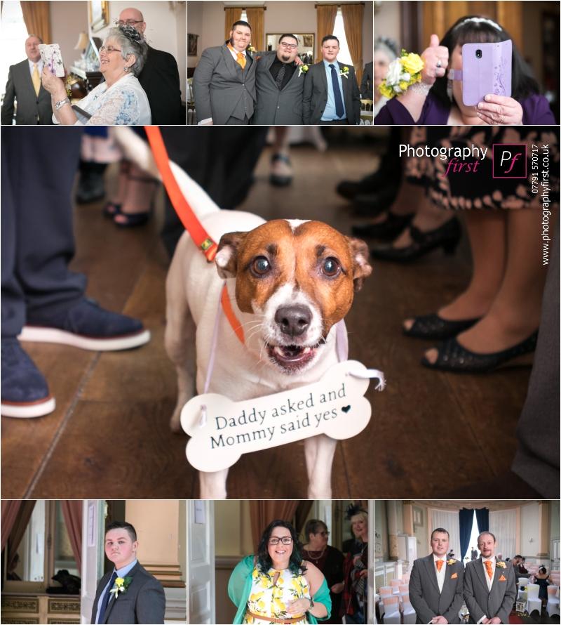 Craig Y Nos Wedding, Brecon (17)