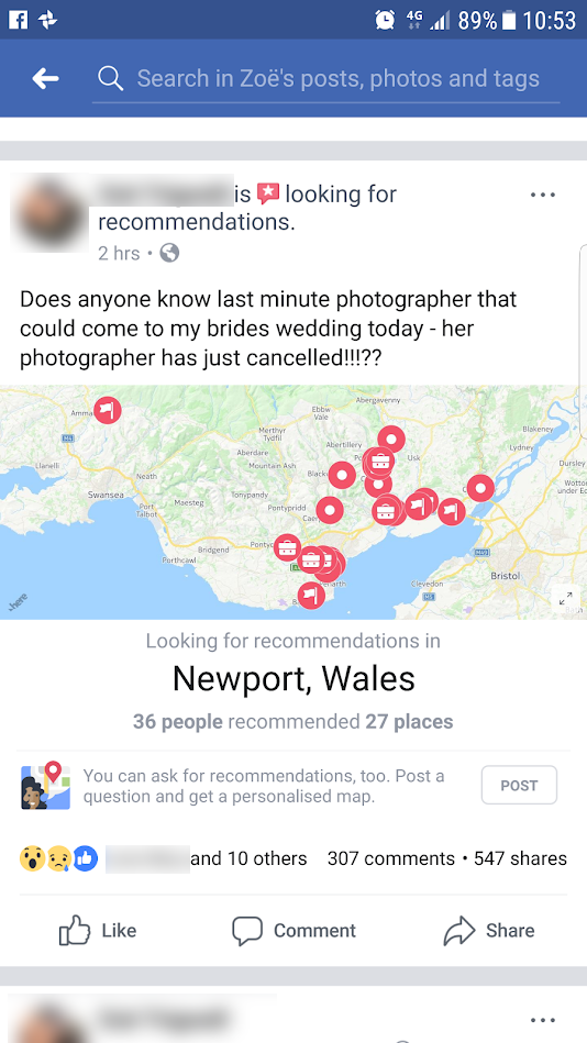 professional llanelli wedding photographer