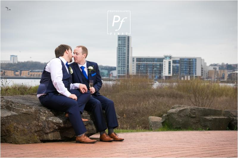 LGBT Wedding Photography Cardiff (16)