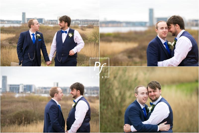 LGBT Wedding Photography Cardiff (14)