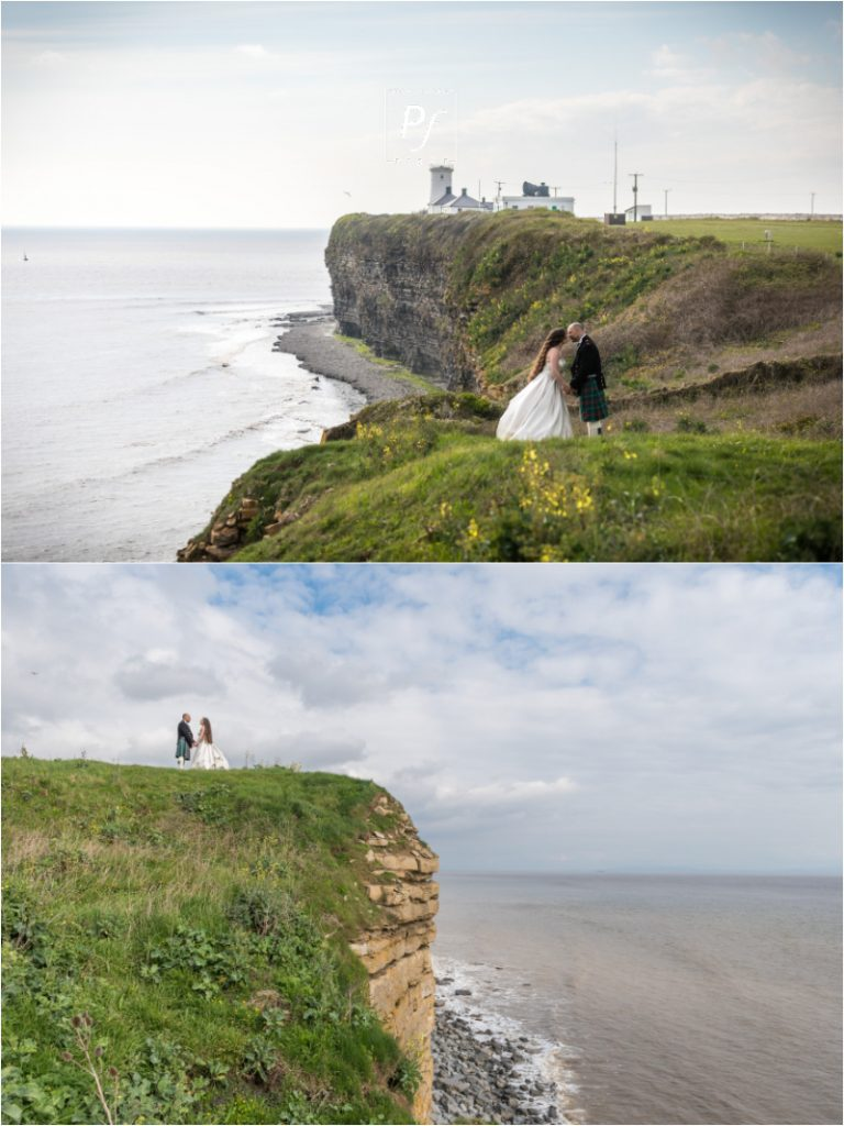 South Wales Wedding Nashpoint Lighthouse (20)