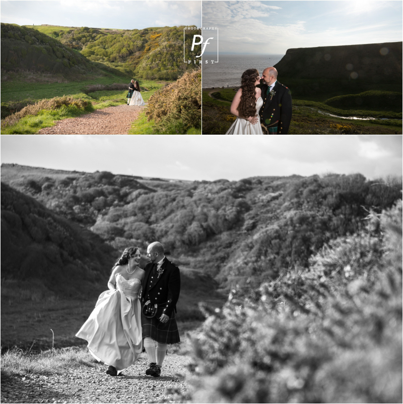 South Wales Wedding Nashpoint Lighthouse (12)