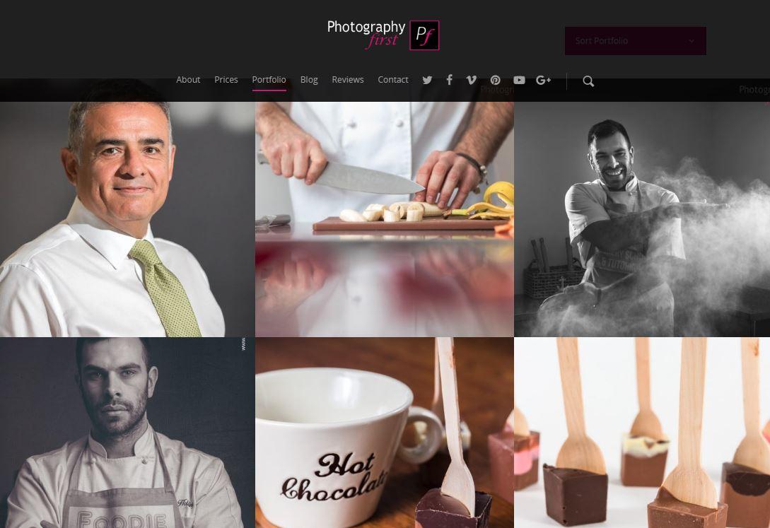 Portfolio | Commercial Photography
