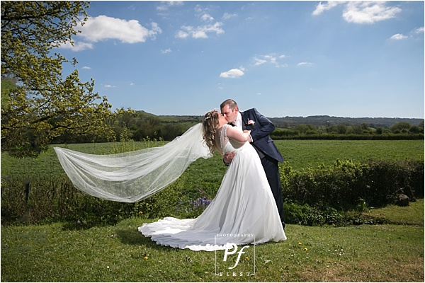 South Wales Wedding Photographer at The Plough Inn (16)