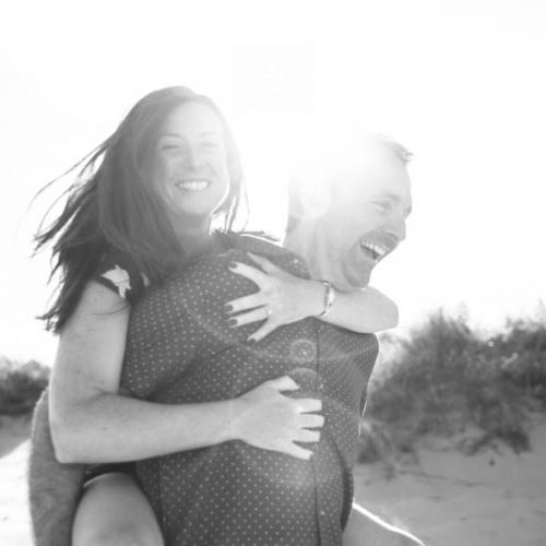 Oxwich Bay Engagement Photography (5)