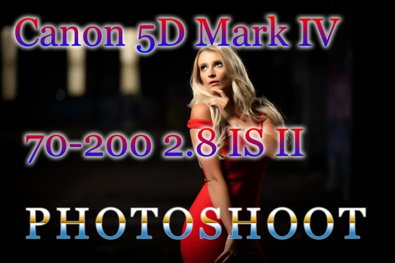 Using the Canon 5D Mark IV with 70-200mm 2.8 IS II