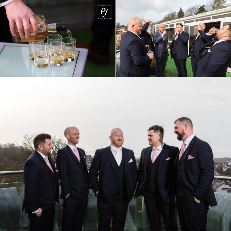 Stradey Castle Wedding (5)