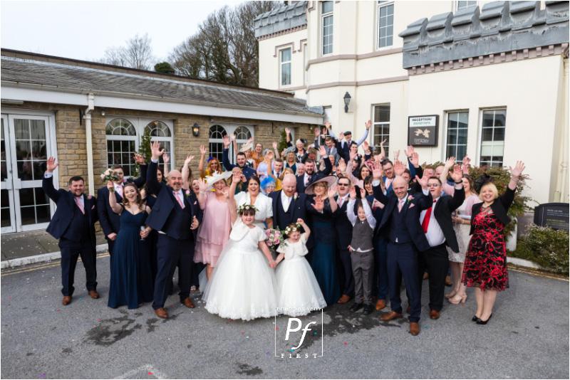 Stradey Castle Wedding (14)