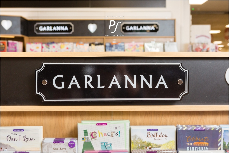Garlanna Greetings Cards | Commercial Photography