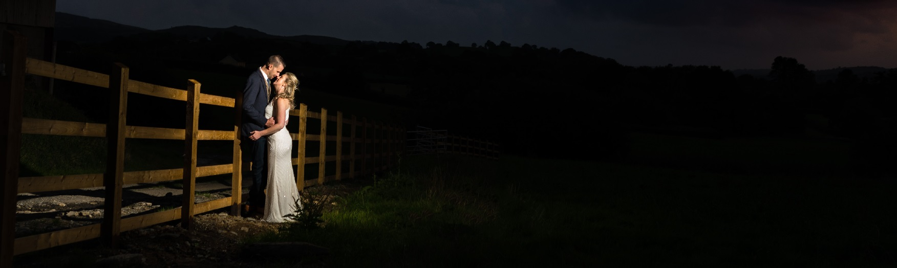 Lisa and David's Wedding | Caerhyn Farm, Carmarthen, South Wales